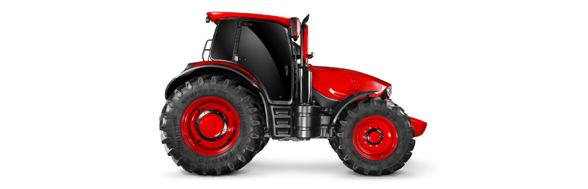 Service parts for tractors