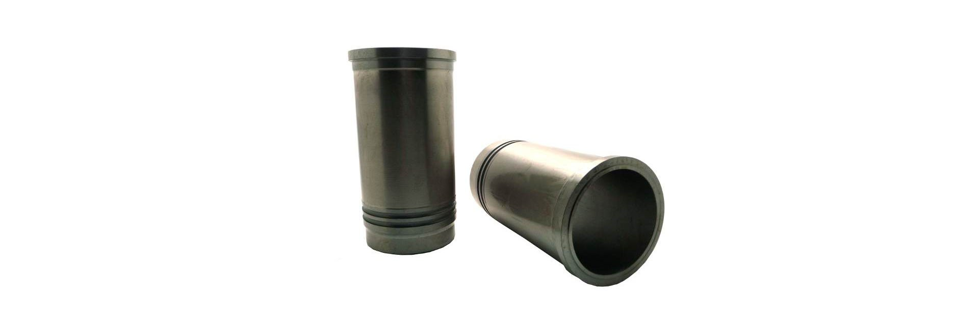 Cylinder liners and complete sets